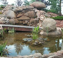 The Garden- Stanley Hotel, Colorado by johntbell
