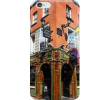 The Quays Bar - Dublin Ireland iPhone Case/Skin