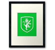 crevin - play for fun Framed Print