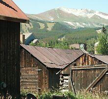 Ski Slopes- Colorado by johntbell