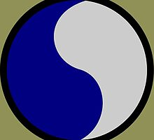 29th Infantry Division (United States) by wordwidesymbols