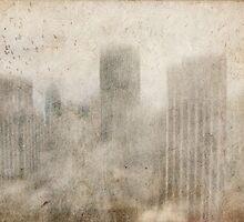 Sepia City by Jeff Clark