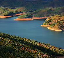 Lake Plastiras by Hercules Milas