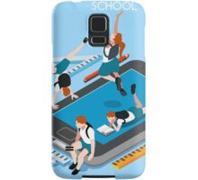 School Devices Smartphone Samsung Galaxy Case/Skin