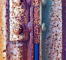 Rust + Blue by Kip Stewart