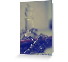Catholic Still Life Greeting Card