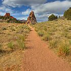 Steps to Garden of the Gods by antonalbert1