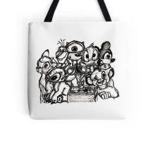 Disney Drawings Tote Bag