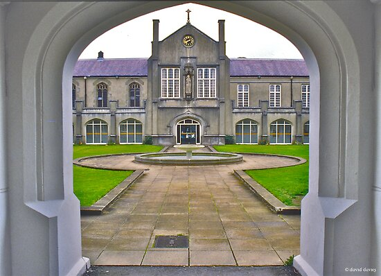 University College of St. David, Lampeter by David Davies