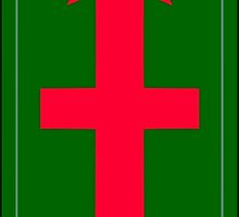 32nd Infantry Brigade Combat Team (United States) by wordwidesymbols