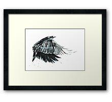 Bauble Thief Framed Print