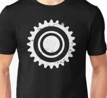 Gear-Atmosphere-White Unisex T-Shirt