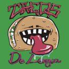Tacos De Lengua by odysseyroc