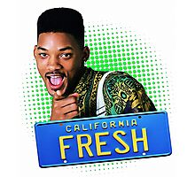 Fresh prince Photographic Print