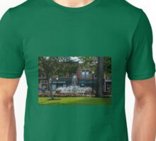 Fountain in the Park Unisex T-Shirt