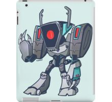 Shockwave from Transformers Animated Version A iPad Case/Skin