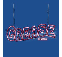Grease: The Musical Photographic Print