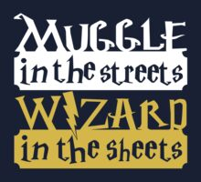 Wizard in the Sheets by ZugArt