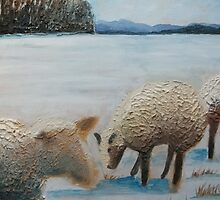 Sheep. by RuthHunt
