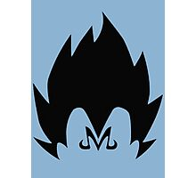Majin Vegeta Photographic Print