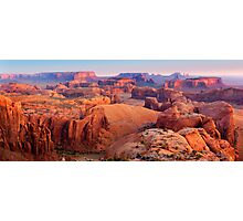 Hunt's Mesa Photographic Print