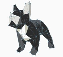 Cute little french bulldog low poly by StudioRenate