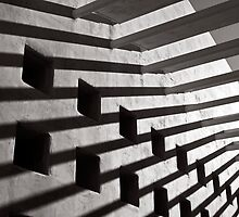 Just Lines and Squares by Sue  Cullumber