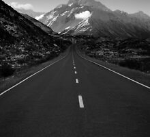 The Road by Rob Dickinson