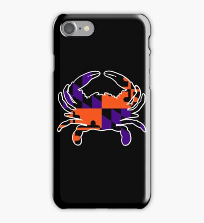 Orioles / Ravens MD Sports Crab iPhone Case/Skin