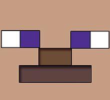 Minecraft - Steve by GeekyTees