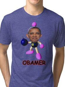 OBAMER Tri-blend T-Shirt