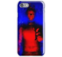 Out of the Blue by Sarah Kirk iPhone Case/Skin