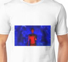 Out of the Blue by Sarah Kirk Unisex T-Shirt