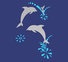 Love Dolphins Unisex T-Shirt
