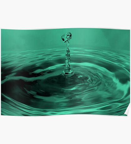 Water Poster
