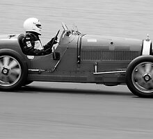 Bugatti T35C by Noel Elliot