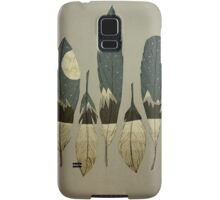 The Birds of Winter Samsung Galaxy Case/Skin