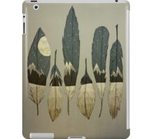 The Birds of Winter iPad Case/Skin