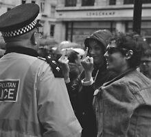 Public Servant - Regent Street, London by Darren Johnson / iDJ Photography