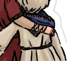 Little hug Sticker