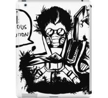 prototype Viktor League of Legends(black) iPad Case/Skin