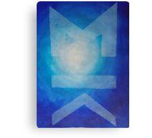 Mallory Knox- Asymmetry Canvas Print