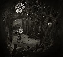 Into The Woods by Maia Walczak