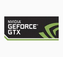 Nvidia GeForce GTX Logo by pavelic179