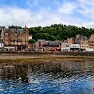 Oban Harbour  by RayDevlin
