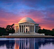 Jefferson Memorial by antonalbert1