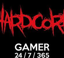 Hardcore gamer by Dicronious