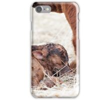 Newborn Calf iPhone Case/Skin