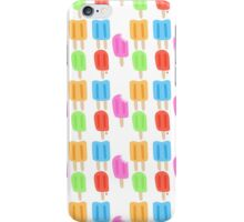 Colorful Popsicle Pattern  iPhone Case/Skin