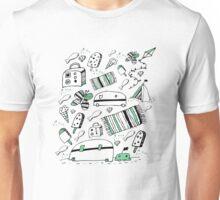 Chocolate Fish  Unisex T-Shirt